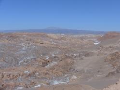 Чили, пустыня Атакама