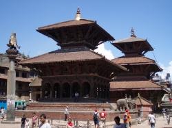 Храмы Катманду